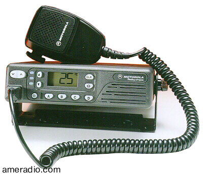 Motorola gm600 UHF, 25w,  link