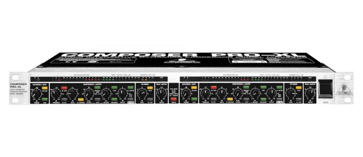 Bheringer mdx2600, compresor, puerta de ruido