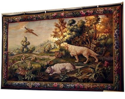 Aubusson et ses tapisseries