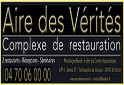 Restaurant Aire des vérités
