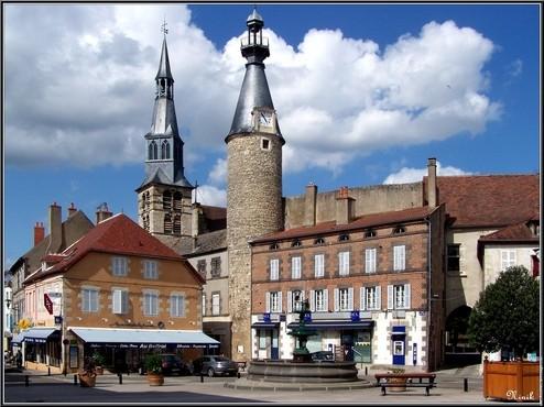 Saint Pourcain et son vignoble classé AOC