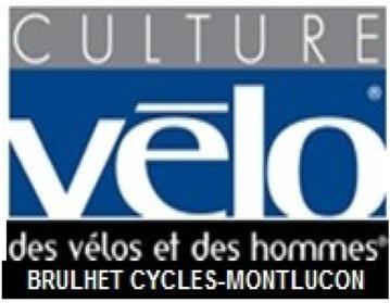 Culture Vélo 10 rue de Pasquis 03100 Montluçon Tél. 04 70 05 74 22