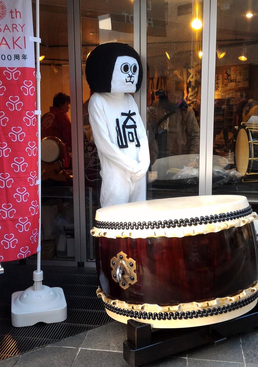 オカザえもんin渋谷 三浦太鼓店さんの太鼓の価格をチェックしてた・・・