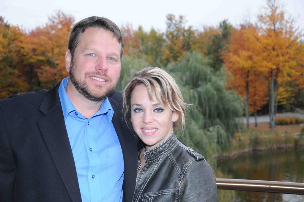 Mon fils partrice Moreau et son épouse, Anne-Renée Cloutier