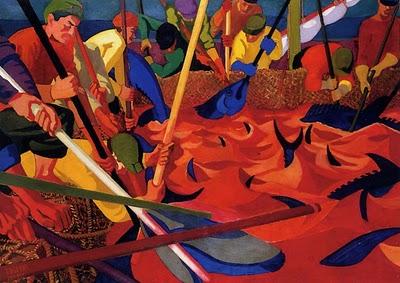 La mattanza, 1951-52