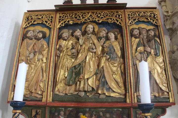 Jesus und die Apostel