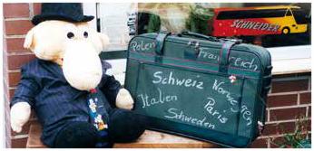 mit MST-Reisen-Herzberg mit dem Bus durch Europa