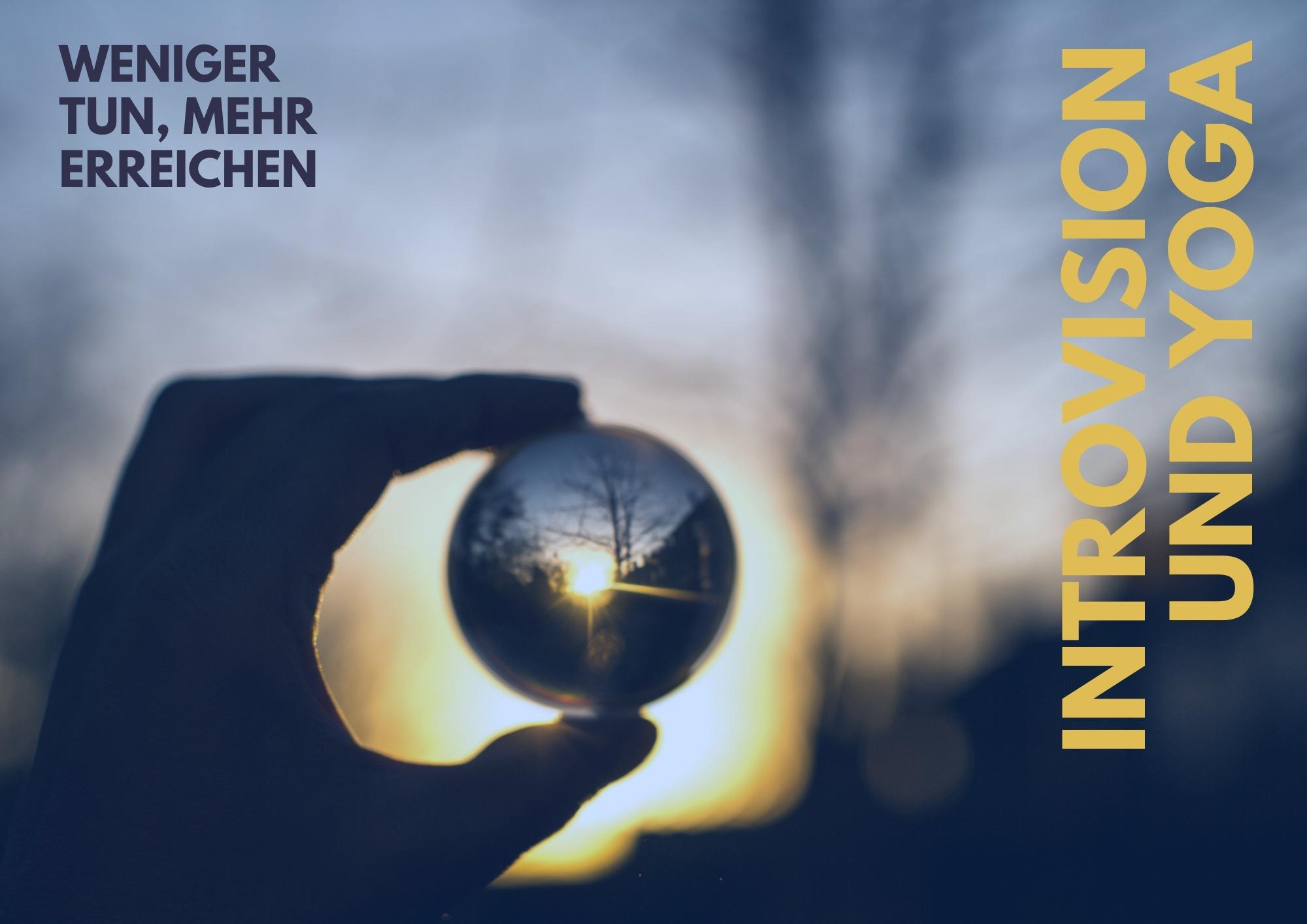 Yoga- und Introvisionsretreat - 03.10. - 08.10.2021 in Bad Hofgastein