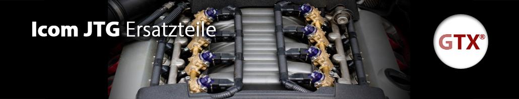 Icom JTG Ersatzteile wie Gasanlage und Pumpe