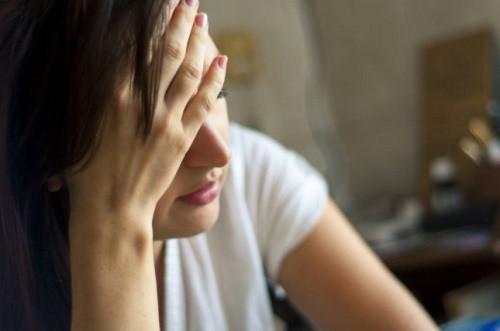 悩ましい頭痛