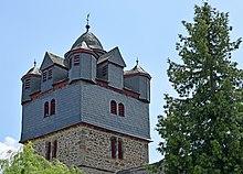 Kirche Fronhausen, Bildquelle: Hydro, Wikipedia