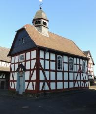 Kirche Wermertshausen I Bildquelle: Pfr. Michael Böttcher