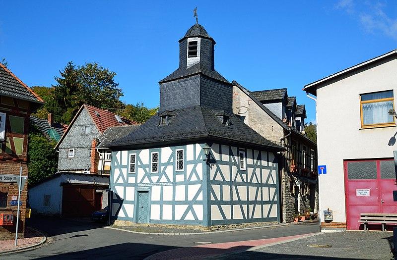 Kirche Seelbach, Bildquelle: Hydro, Wikipedia