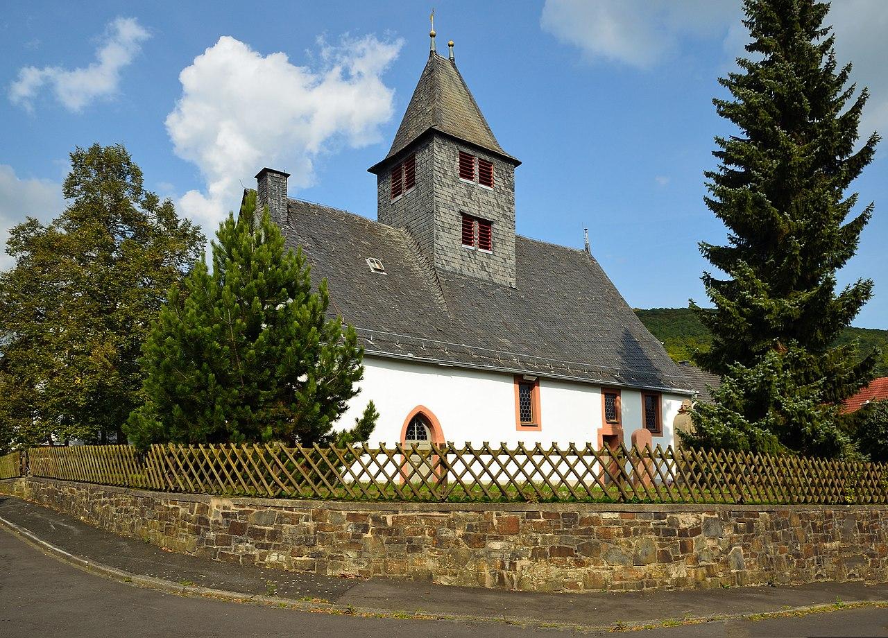 Kirche Rodenhausen, Bildquelle: Hydro, Wikipedia