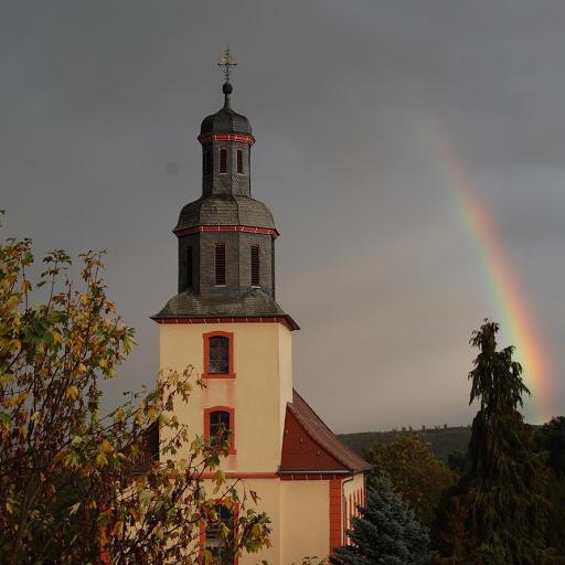 Kirche Oberweimar, Bildquelle:  ev.-luth. Kirchengemeinde Oberweimar