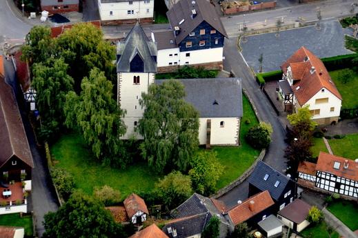 Martinskirche Michelbach   Bildquelle: www.michelbach.de