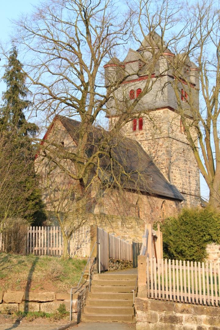 Kirche Fronhausen, Bildquelle: Ev. Kirche Fronhausen
