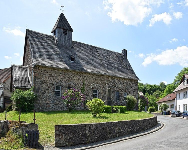 Kirche Weipoltshausen, Bildquelle: Hydro, Wikipedia