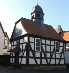 Kirche Roßberg I Bildquelle: Pfr. Michael Böttcher