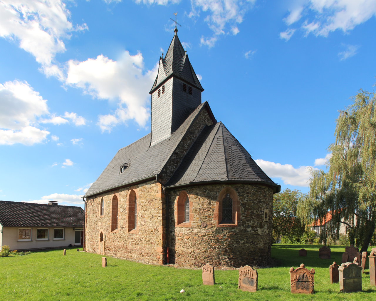 Kirche Oberwalgern, Bildquelle: Gerold Rosenberg, wikipedia