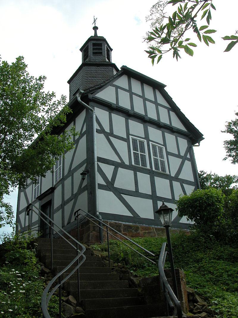 Kirche Kehna, Bildquelle: Gerold Rosenberg, Wikipedia