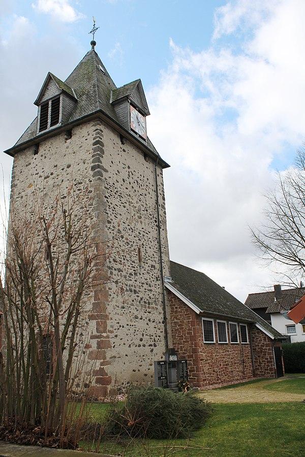 Kirche Leidenhofen I Bildquelle: Wikiwal Wikipedia