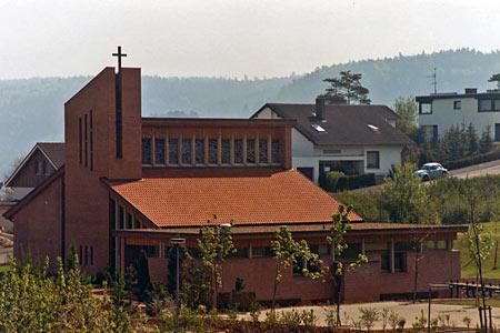 Trinitatiskirche Wehrda   Bildquelle: www.trinitatis-kirche.de
