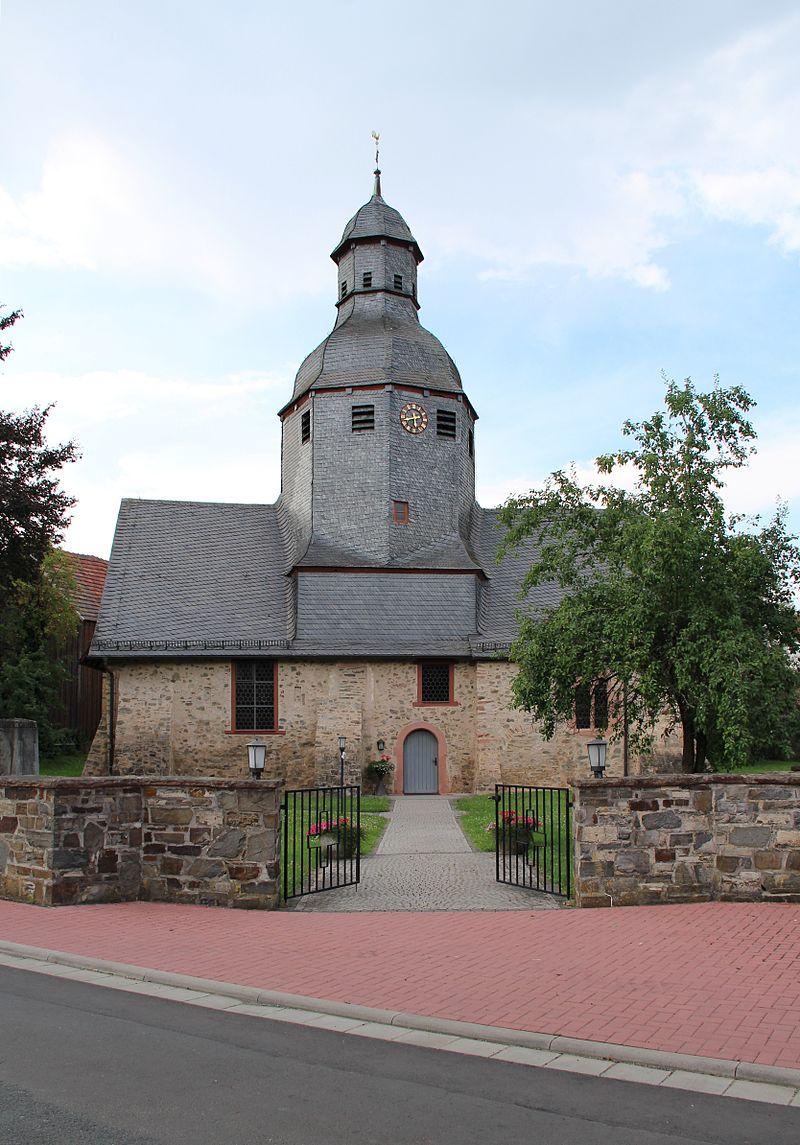 Kirche Kirchvers, Bildquelle: Gerold Rosenberg, Wikipedia