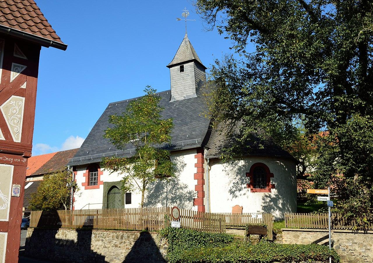 Kirche Altenvers, Bildquelle: Hydro, Wikipedia