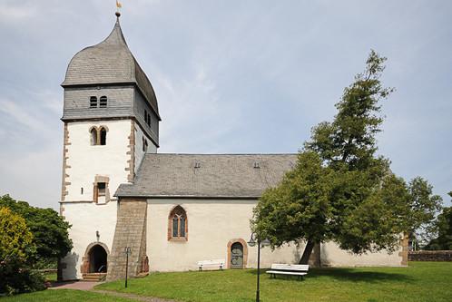Kirche Niederwalgern, Bildquelle: ev. KG Niederwalgern