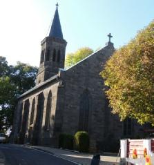 Kirche Dreihausen I Bildquelle: Pfr. Michael Böttcher