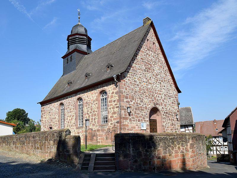 Kirche Moischt I Bildquelle: Homepage Kirchengemeinde Wittelsberg-Moischt