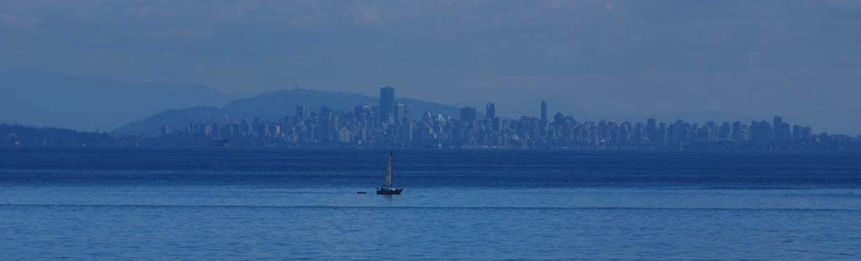 Fährüberfahrt nach Vancouver