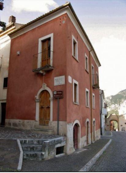 Casa - museo Michetti