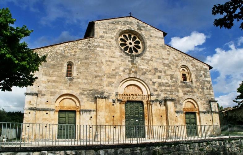Chiesa di San Tommaso Becket (S. Tommaso fraz. di Caramanico Terme)