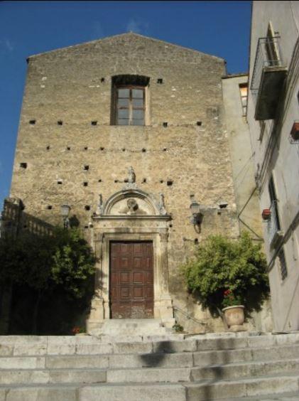 Facciata Chiesa di San Domenico