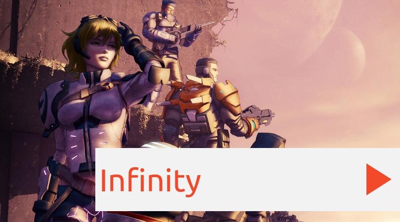 infinity tabletop