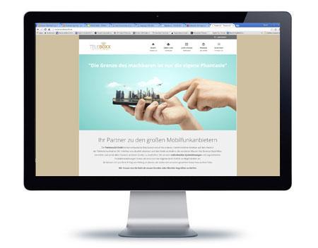 Teleboxx24 - Ihr Partner zu den großen Mobilfunkanbietern