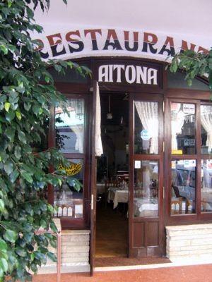 Restaurante Aitona en Benidorm