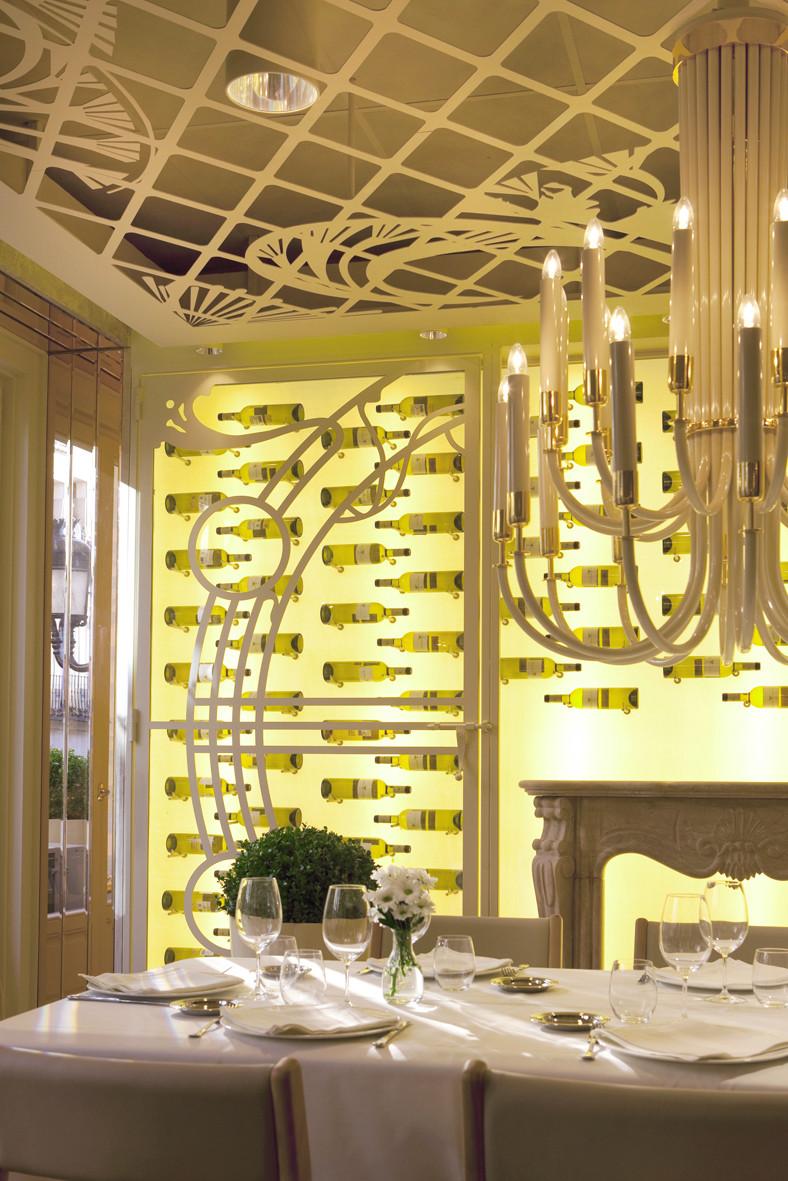 Nuevo look del restaurante Tres Encinas de Madrid