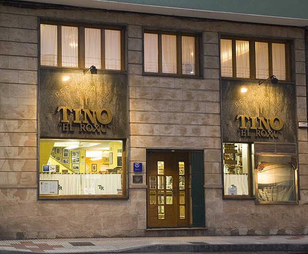 Sidrería Restaurante Tino el Roxu de Gijón