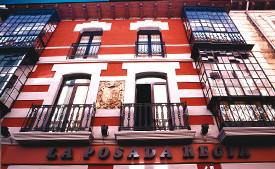 Edificio histórico en el centro de León