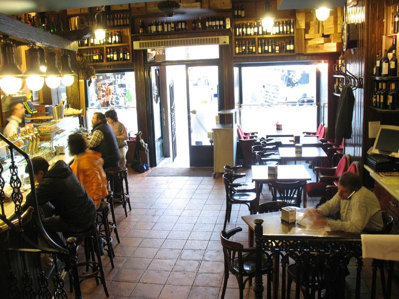 Bar de tapas Casa Paca Salamanca