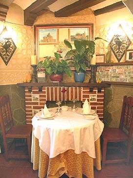 Restaurante La Oficina de Segovia