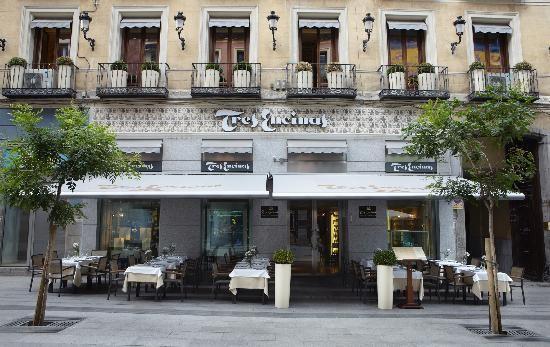 Restaurante Tres Encinas de Madrid