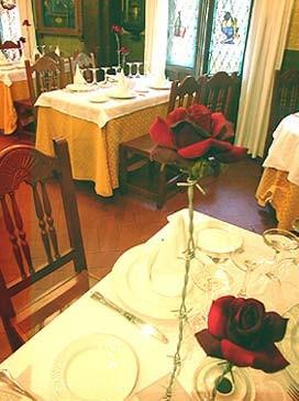 Restaurantes de Segovia