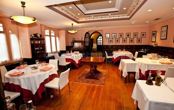 Salón restaurante Arguiñano