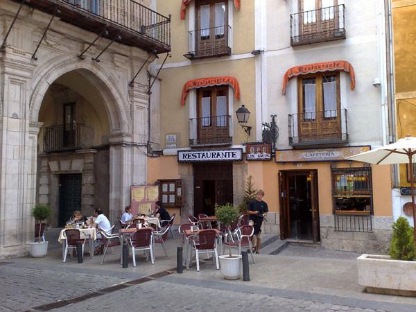 Terraza Bar Restaurante Los Arcos