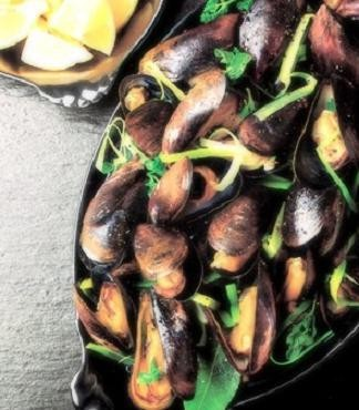 Almejas de Galicia