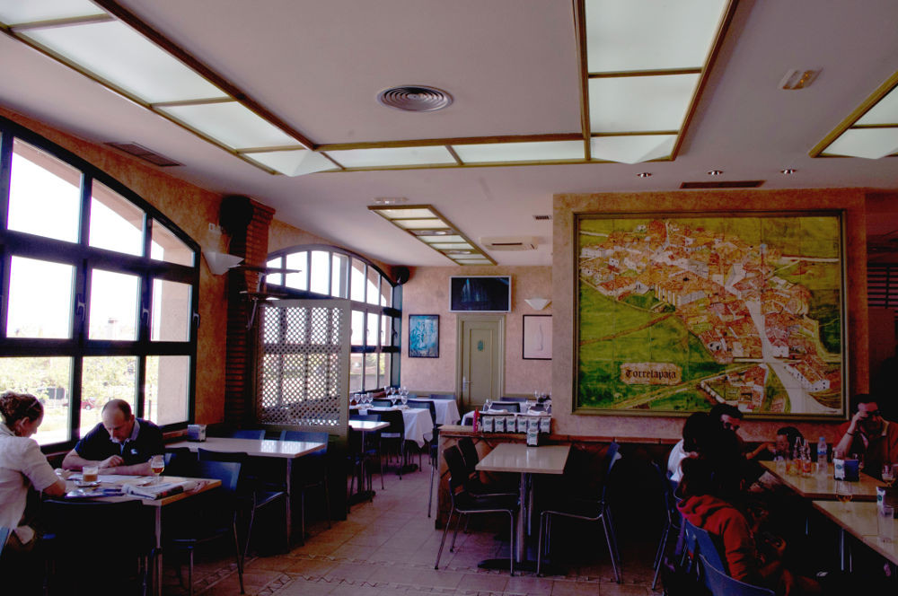 Restaurante favorito Zaragoza